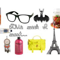 viikon ♥ ihanat: neonkeltaisia laukkuja, jelly beanseja, batmania ja ihania ihmisiä.