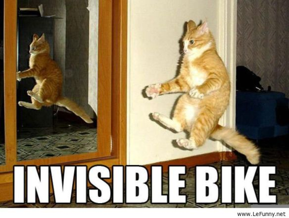 Invisible-Bike