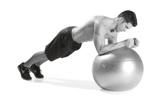 Abdominal-Exercises-using-Ball